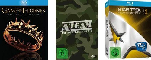 [Buecher.de] Neuer 10€ und 6€ Gutschein   super für Blu ray und DVD Boxen!