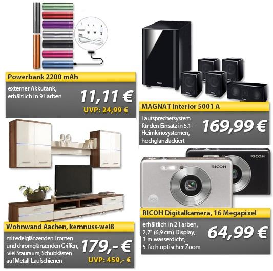 OHA Weekend Deals von MeinPaket