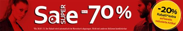 [Haburi] Update! Sale mit Rabatten bis zu 70% + 10€ Gutschein und keine Versandkosten (ab 80€ MBW)