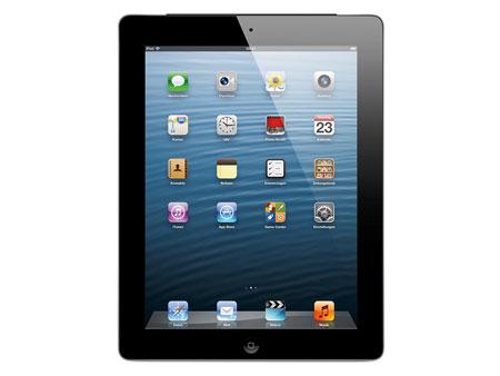 Apple iPad 4 (16GB WiFi + weiß) für 399€ inkl. Versand