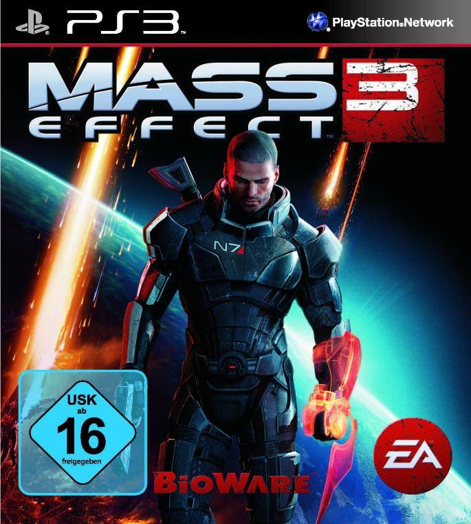 [Amazon] Update! Konsolen Aktion: Mass Effect 3 (PS3, XBox) inkl. Versand 19,99€ (Vergleich 29€)