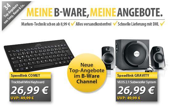 [MeinPaket] Goßer B Waren Deal: z.B. Razer IMPERATOR 6400 dpi 2012 Elite inkl. Versand 42,29€ (Vergleich 68€)