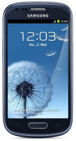 [ebay Wow] Android Smartphone: Samsung Galaxy S3 mini i8190 (Dual Core 1 GHZ Blau) inkl. Versand 257,90€