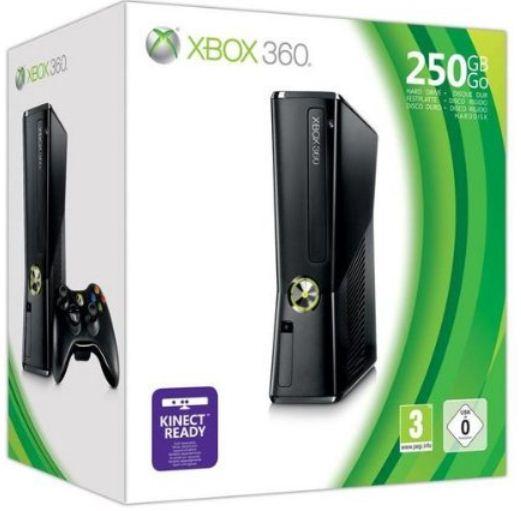 [Amazon] Wieder da! Konsolen Bundles: XBox 360 Slim 179€ + Preisvorteile bei Games!