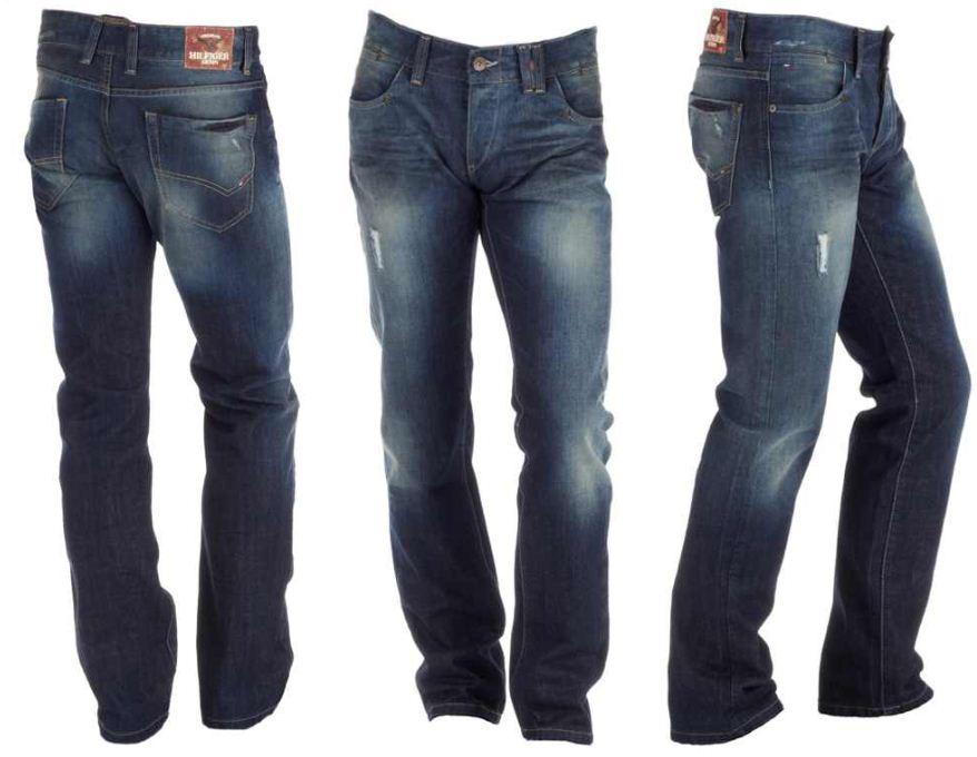 [ebay Wow] Herren Jeans: Tommy Hilfiger Denim ROGAR inkl. Versand 49,90€