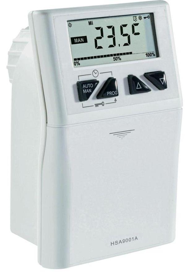 [ebay Wow] elektronischer Heizkörperthermostat: HSA 9001 P548 mit Timer, inkl. Versand 9,99€