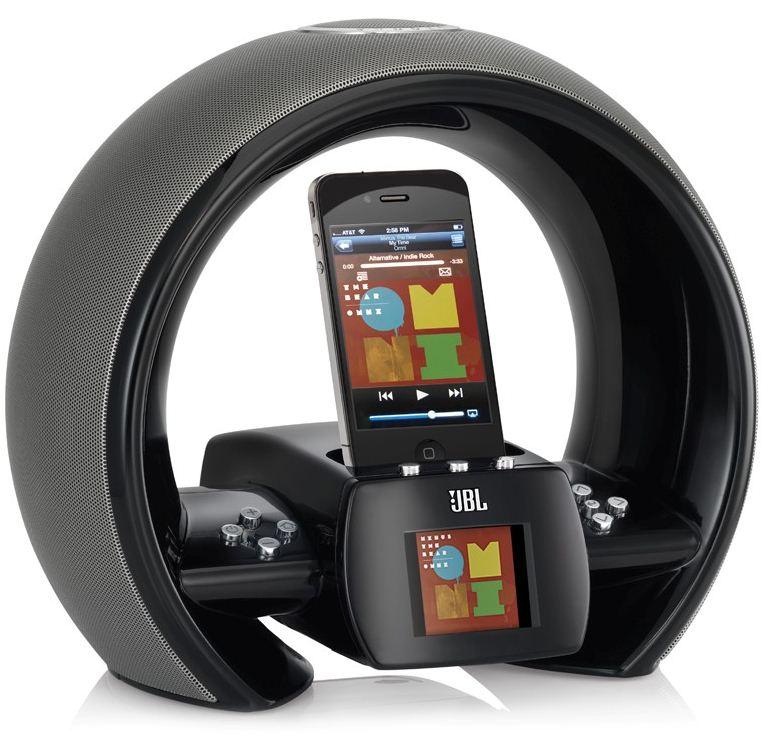 [Gravis] JBL On Air Wireless Soundsystem: für iPhone/iPad/iPod, AirPlay, für nur 149,90€ (Vergleich 239€)