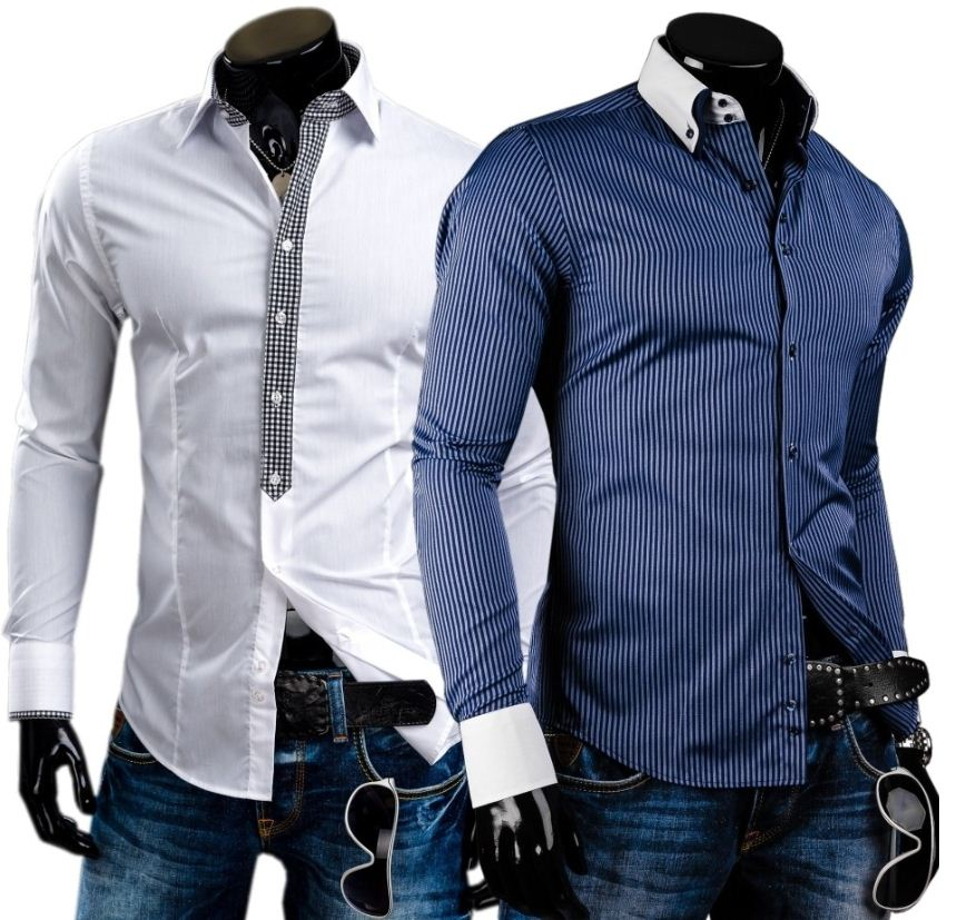 [ebay Wow] Herrenhemd: BOLF Langarm, Slim Fit, Club Style (8 Modelle) inkl. Versand 22,95€