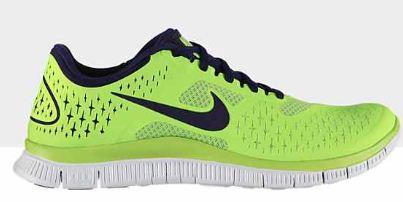 [Nike]  Nike Free 4.0 Laufschuh für inkl. Versand 62,44€