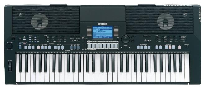 [Amazon Blitzangebote] Ab 18Uhr: Yamaha PSR S550B Keyboard inkl. Netzteil und Versand 399€
