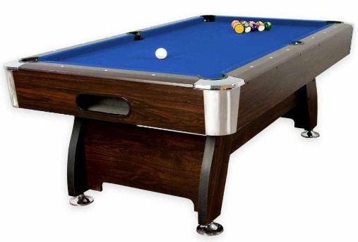 [Amazon] Preisfehler? Wieder da! Pool Billard Tisch Premium (244cm x 132cm) nur 29€ (zuzügl. Versand 69,99€)