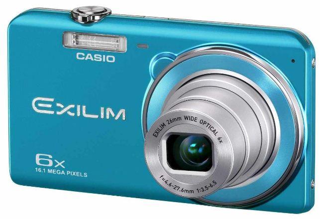 [Amazon Blitzangebote] Jetzt: 16MP Digitalkamera: Casio Exilim EX ZS20 für inkl. Versand 65€