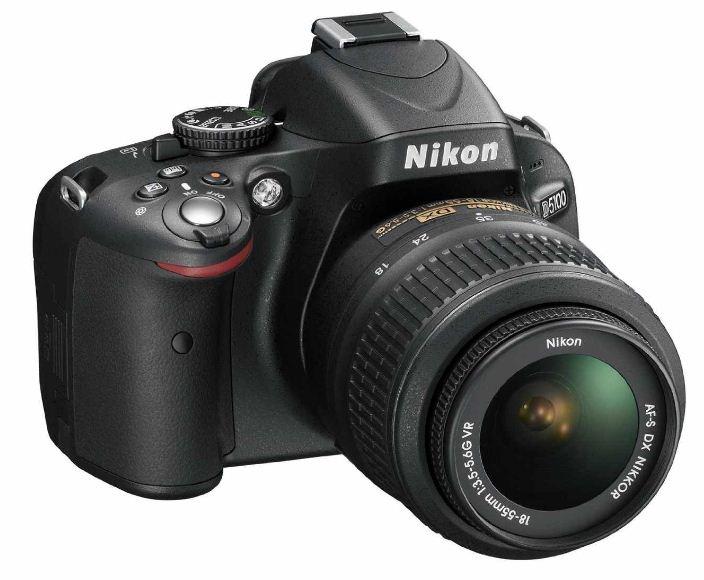 [MeinPaket] 16MP SLR Digicam: Nikon D5100 Set 18 55 VR AF S inkl. Versand 433,40€