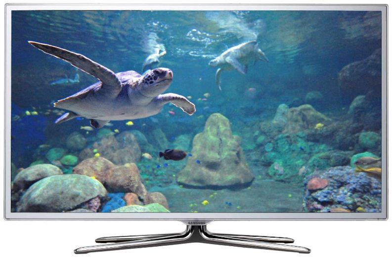 [ebay Wow] 46er 3D TV: Samsung mit 117 cm (Full HD, 400Hz CMR, DVB T/C/S2) weiß, inkl. Versand 799€
