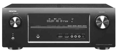 [redcoon] 7.1 Surround Receiver: Denon AVR 2113 + Jamo S 606 HCS3 sw. (komplettes Heimkino System) inkl. Versand 799€