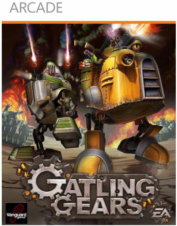 [Amazon] PC Game Deal der Woche: Gatling Gears und Silent Hunter5 ab 4,97€