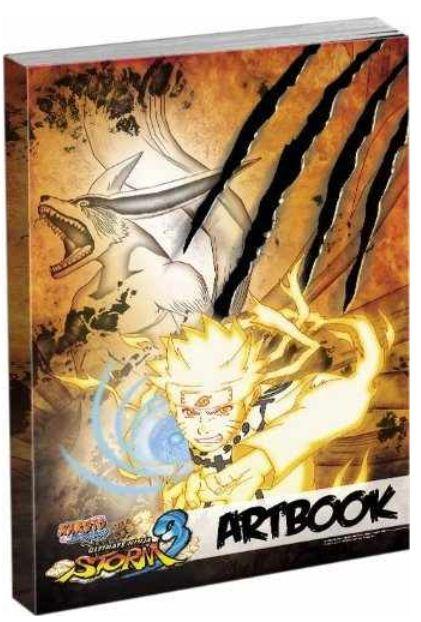 [Amazon] Vorbesteller Aktion! Naruto Shippuden: Ultimate Ninja Storm 3 vorbestellen und Gratis Artbook abstauben!