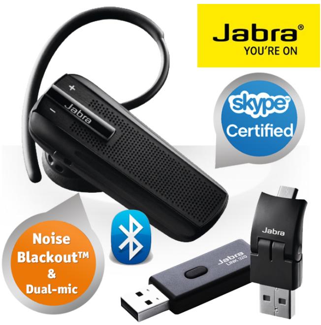 [iBOOD] Bluetooth Headset: Jabra Extreme mit SKYPE Unterstüzung, inkl. Versand 35,90€
