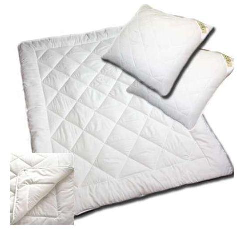 [ebay Wow] 4 Jahreszeiten Synthetik Betten und Kissen in verschiedenen Größen, inkl. Versand je 19,95€