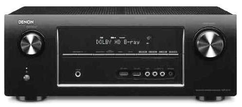 [Cyberport] Preisfehler? 7.1 AV Receiver: Denon AVR 2313 (6 HDMI mit 3D, 4K, Airplay, Spotify, Internetradio, Netzwerk, USB, 7x 135 Watt) inkl. Versand 404,99€