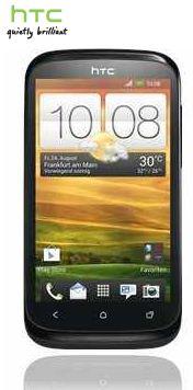 [Base] HTC Desire X Smartphone (1 GHz Dual Core Prozessor, 10,2 cm (4 Zoll) für nur 199€