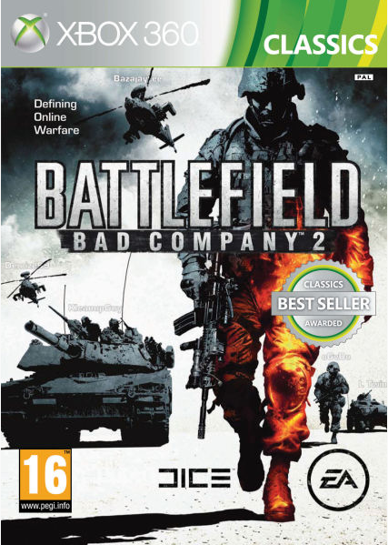 [thehut] XBox Game: Battlefield: Bad Company 2, inkl. Versand 10,69€!