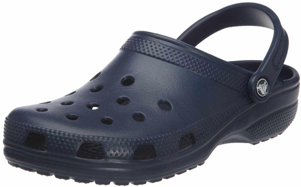 [Amazon] Crocs Classic Unisex: Clogs in Navi Blau (Größen 36 bis 47/48) nur 14,99€