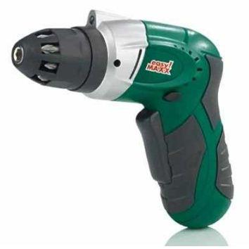 [ebay Wow] Akkuschrauber: Easy! Maxx Ergo Plus mit LED und Ladegerät, inkl. Versand 19,99€