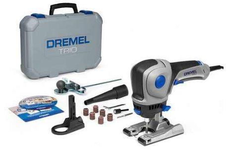 [ebay Wow] Multifunktions Werkzeug: DREMEL TRIO 6800 2/9 inkl. Versand 59,90€!