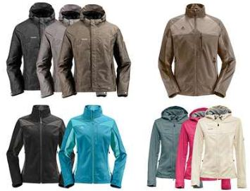 [ebay Wow] Herren & Damen Softshelljacken: VAUDE, verschiedene Modelle & Farben inkl. Versand je 69,99€
