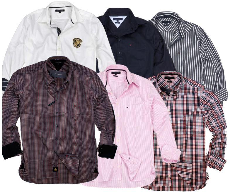 [ebay] Herren Hemd: Tommy Hilfiger langarm, für inkl. Versand nur 35,90€