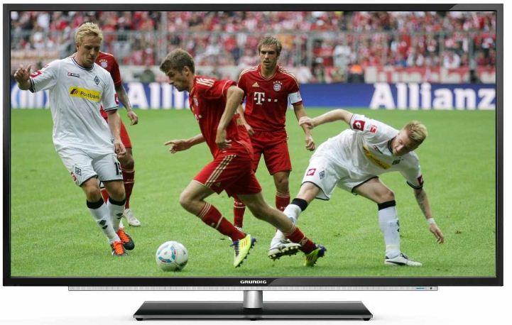[Amazon] TV Deal des Tages: 32″er 3D Grundig 80 cm (FullHD, 4 Brillen 3D, DVB T/C/S2) inkl. Versand 449€