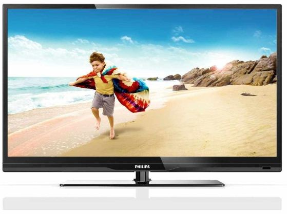 [Amazon] 46″erTV: Philips mit 117cm (Full HD, 100Hz PMR, DVB C/ T/ S, CI+, Smart TV) inkl. Versand 477€