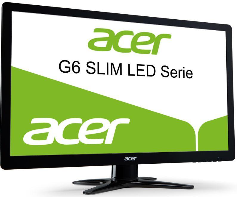 [Dealmaschine] Ab 12Uhr: Nur 50 Stück Ultra Slim Monitor: 23er Acer 58,4 cm (VGA, DVI, 5ms Reaktionszeit) inkl. Versand 99€