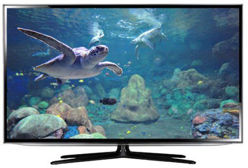 [ebay Wow] 3D Full HD 46er TV: Samsung Slim, 116cm mit Triple Tuner inkl. Versand 699€!