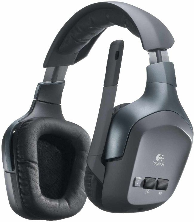 [ebay Wow] Headset für PC, PS3 & Xbox360: Logitech F540 Wireless, inkl. Versand 69,99€