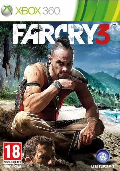 [thehut] PS3 / XBox / PC Game: FARCRY3 inkl. Versand, je 29,85€!