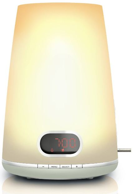 Philips Wake up Light mit digitalem FM Radio für 51,98€   viele neue Angebote bei den Amazon Warehouse Deals!