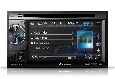 [redcoon] Autoradio: Pioneer AVH 1400DVD Moniceiver für 169€ inkl. Versand