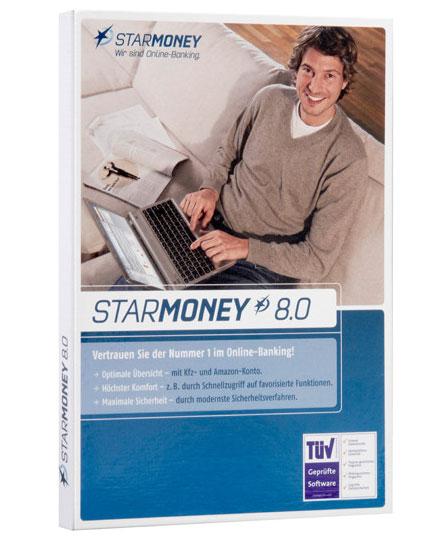 [StarMoney 8] Banking Software für 1 Jahr kostenlos