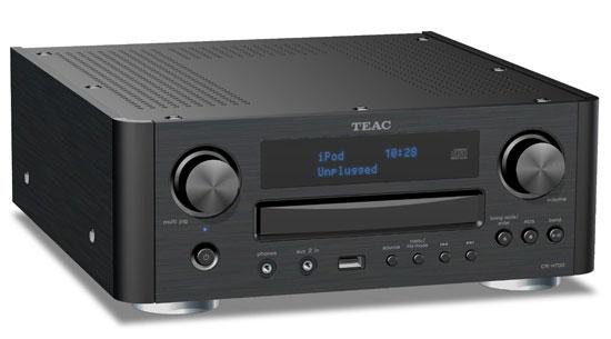 [Amazon] CD Receiver: Teac CR H700 (Airplay, USB, Apple Dock) für 399,99€ inkl. Versand