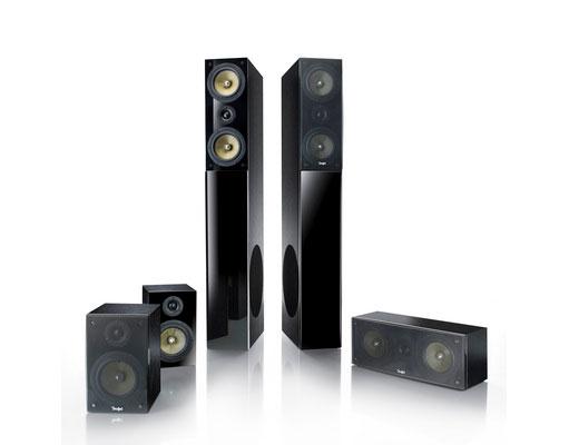 [MeinPaket] 5.2 Lautsprecherset: Teufel Theater 4 Hybrid für 719,99€ inkl. Versand