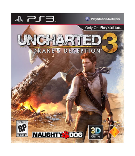 PS3 Game – Uncharted3: Drake's Deception (Game of the Year Edition) inkl. Versand ab ~16€