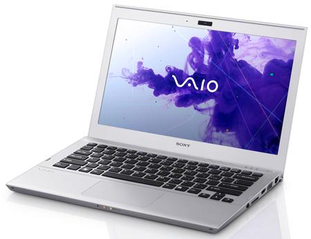 [Sony Outlet!] Sony Vaio T13 für 529€   13,3 Laptop mit Core i3 2367M, 128GB SSD und nur 1,6 Kilo Gewicht!