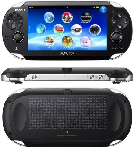 Wieder da! PS Vita mit Wi Fi (Warehousedeal   wie neu) für 120,01€ inkl. Versand