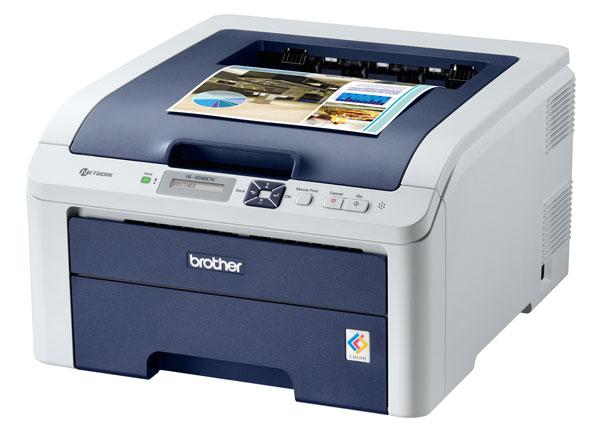 Farblaserdrucker: Brother HL 3040CN für 84,90€ inkl. Versand