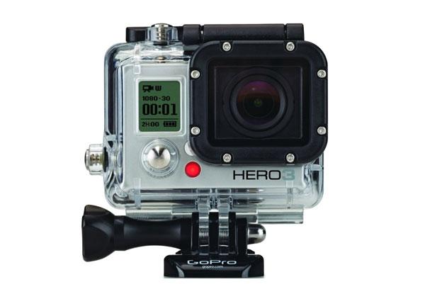 Update! GoPro Hero3 Silver Edition für 261,78€