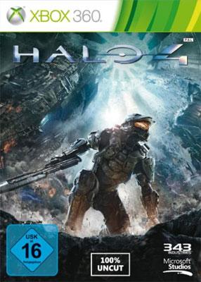 Xbox Live Game Sale   Halo 4 für 29,99€