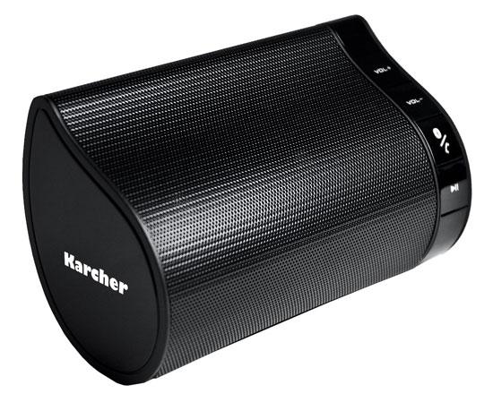 [Amazon] Bluetooth Lautsprecher: Karcher BT 4160 für 29,99€ inkl. Versand