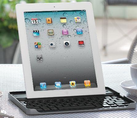 [Amazon Blitzangebot] Jetzt: Logitech Bluetooth Tastatur für iPad 2 und iPad 3 inkl. Versand 39,99€ uvam.